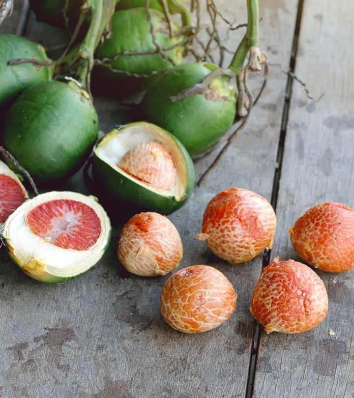 सुपारी खाने के फायदे और नुकसान - Betel Nut (Supari) Benefits and Side Effects in Hindi