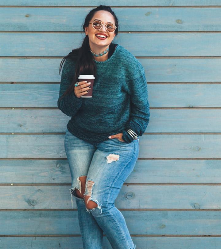 10 Best Jeans For Plus-Size Women