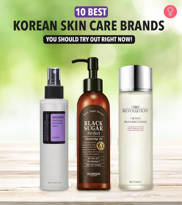 10 Best Selling Korean Skincare Brands To Try In 2020