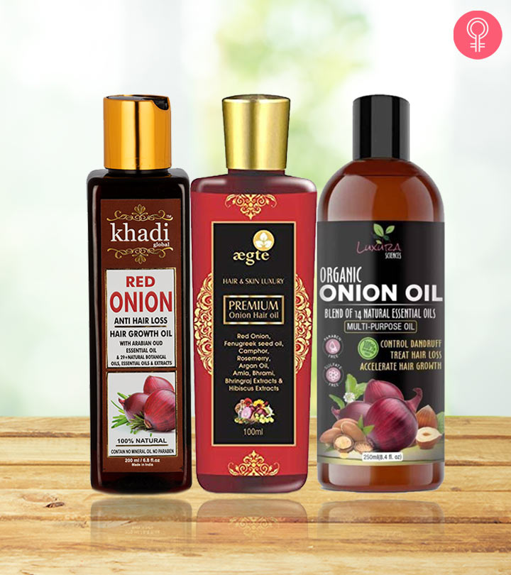 10 Best Onion Oils For Hair Growth That Actually Work