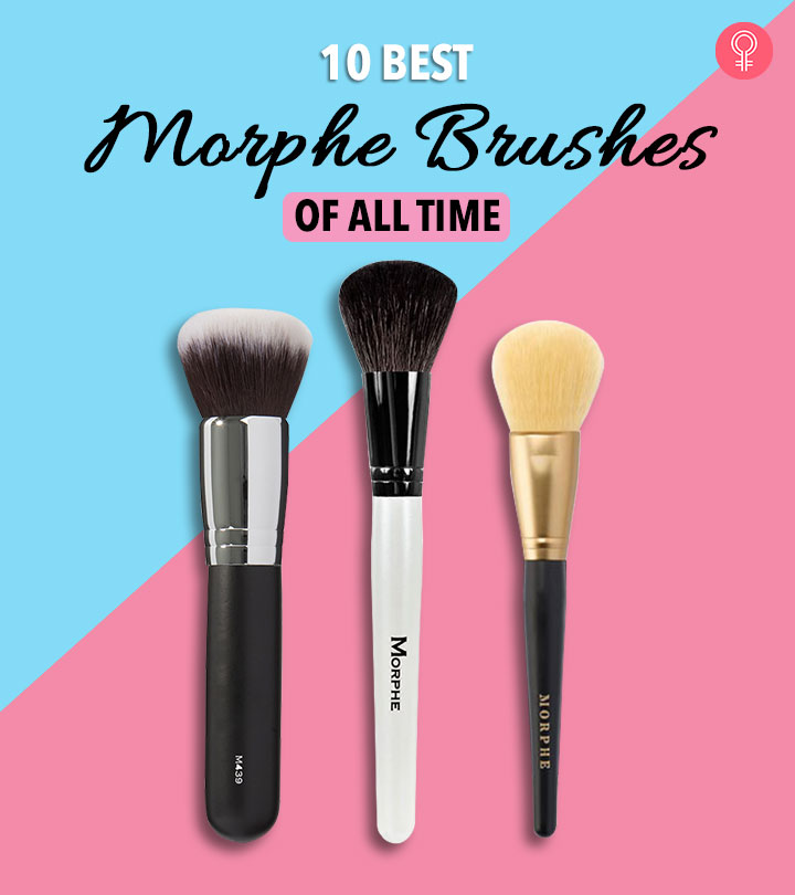 10 Of The Best Morphe Brushes Of All Time