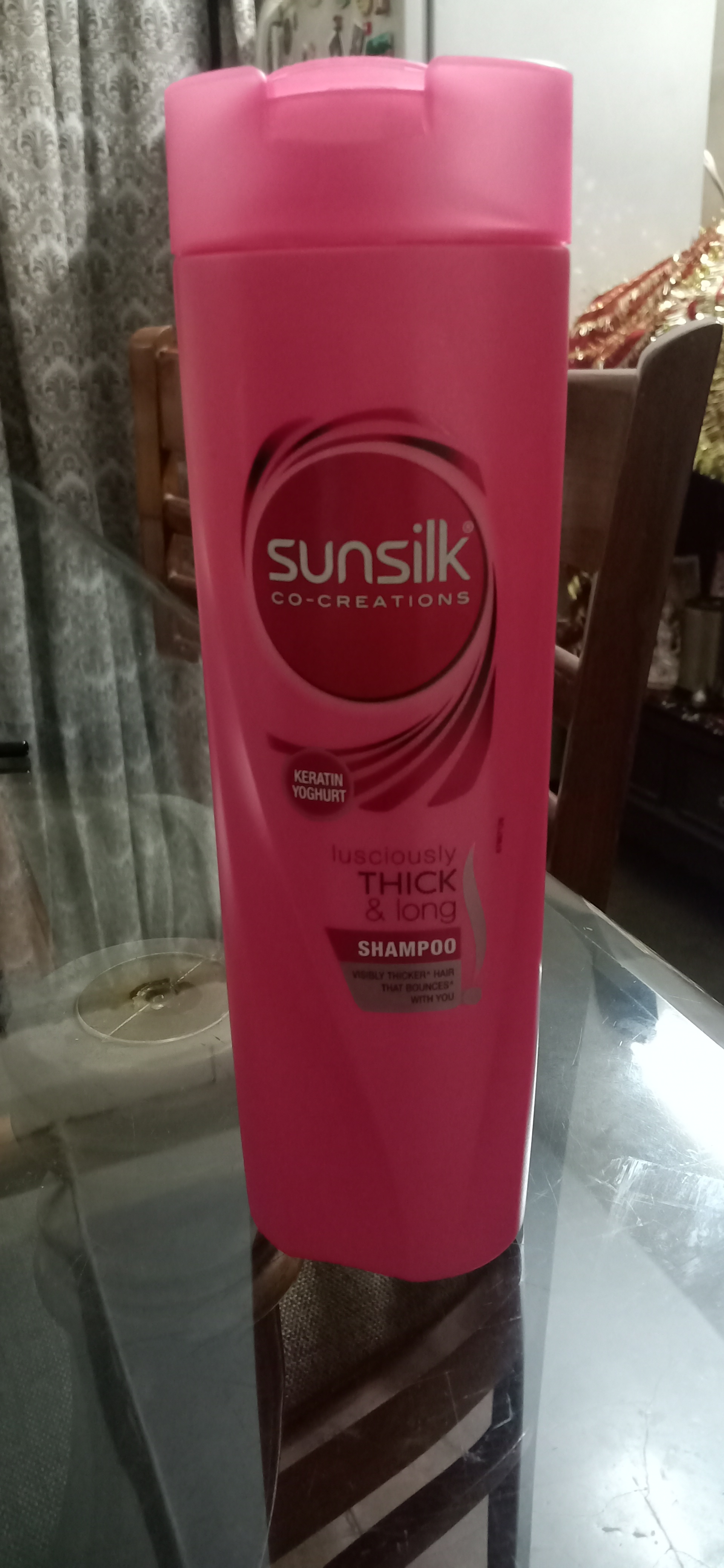 Sunsilk Lusciously Thick & Long Shampoo-Sunsilk for the win!-By vasundhara_juyal-2