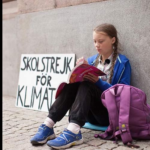 16 Year Old Greta Thunberg's Climate Activism Is Inspiring The Indian Youth