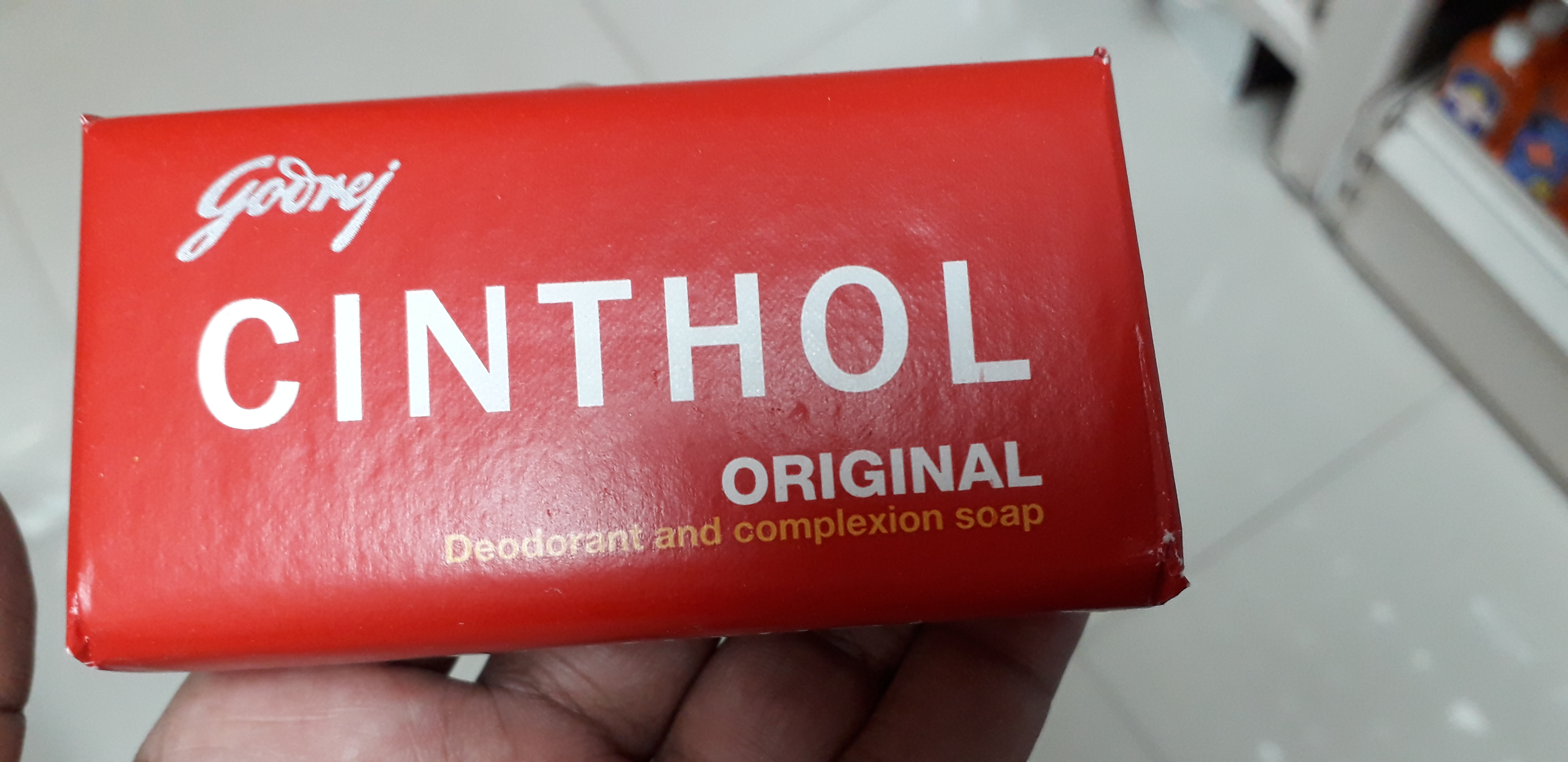 Cinthol Original Soap-Old is gold-By manju_-1