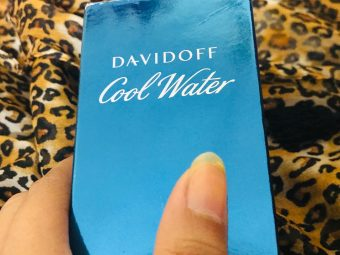 Davidoff Cool Water Eau De Toilette For Women pic 4-Very soothing and light fragrance-By ruchi_sharma