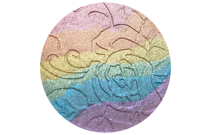 5. Bitter Lace Beauty Prism The Original Rainbow Highlighter