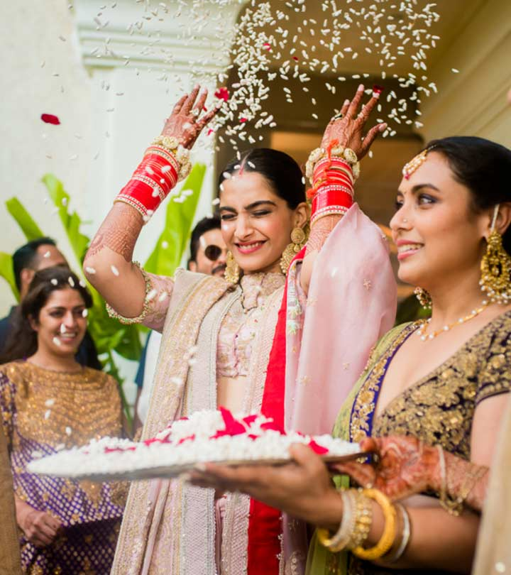 6 Beautiful 'Vidaai Moments' From Real Indian Weddings That'll Bring Tears In Your Eyes
