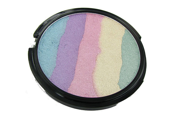 8. Technic Prism Rainbow Highlighter