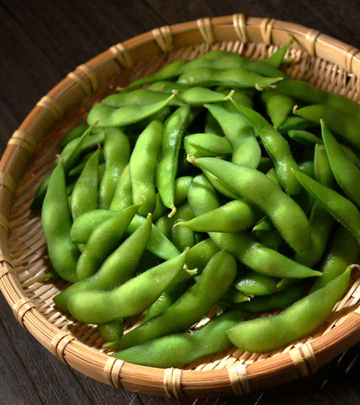 8 Important Benefits Of Edamame