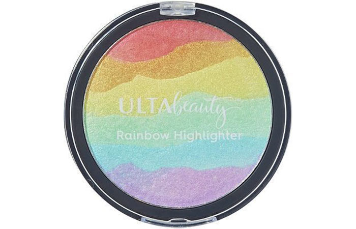 9. Ulta Rainbow Highlighter