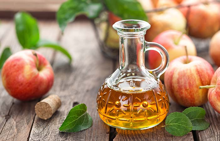 Apple Cider Vinegar For Tan Removal