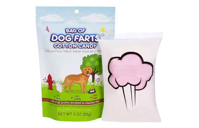 Bag Of Dog Farts Cotton Candy