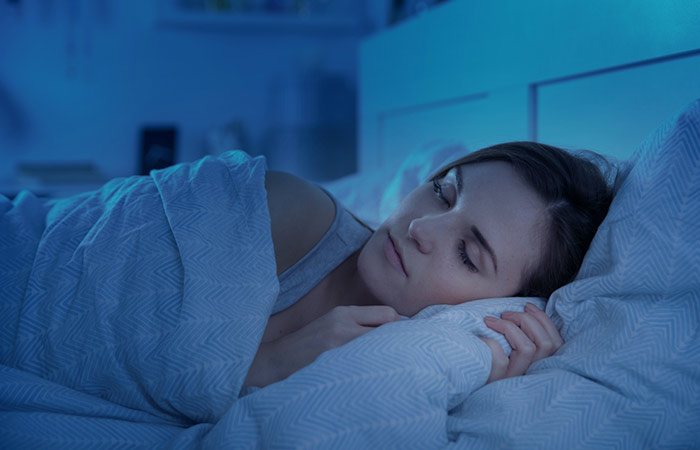 Beneficial in sleep