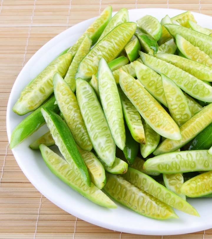 Benefits of Ivy Gourd (Kundru) in Hindi