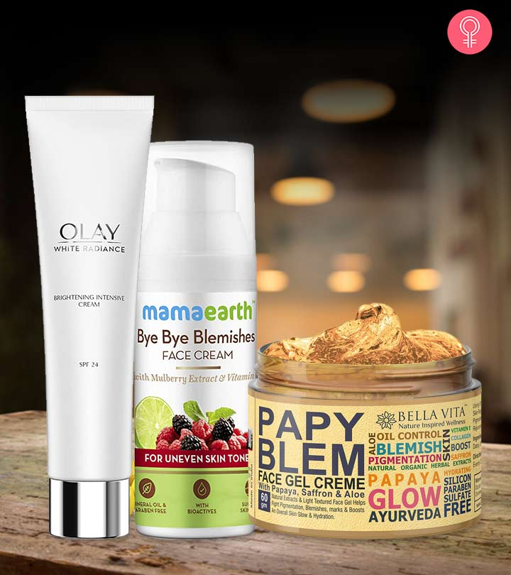Best Creams For Dark Spots in hindi