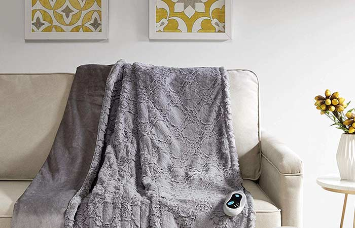 Best Material Beautyrest Heated Throw