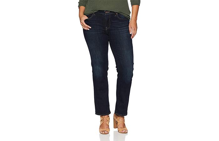 Best Mid-rise Plus-Size Jeans