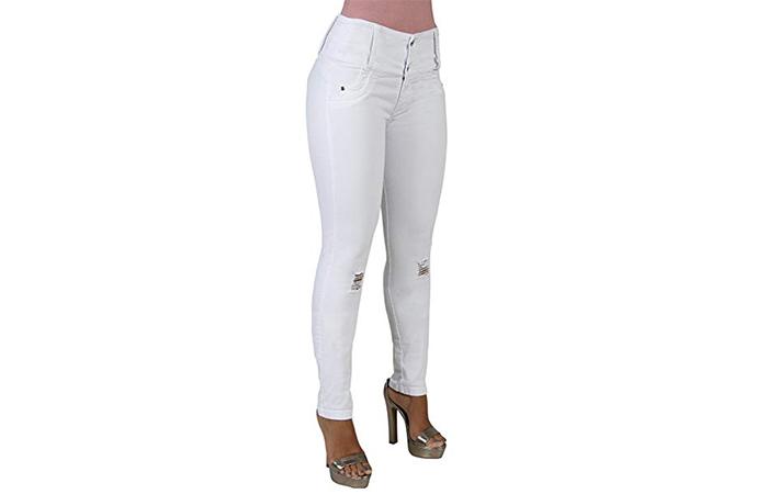 Best Plus-Size Butt-lifting Jeans