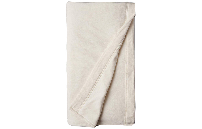 Best Queen Size Soft Heat By Perfect Fit Micro Fleece Heated Electric Blanket with Safe and Warm Low Voltage Technology