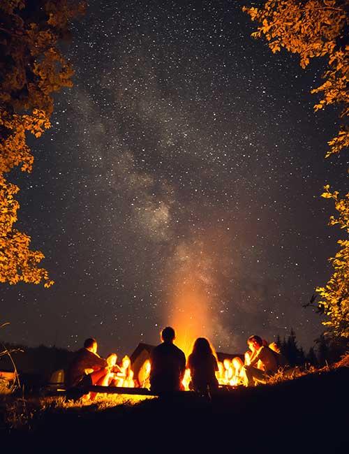 Camp At Paradise