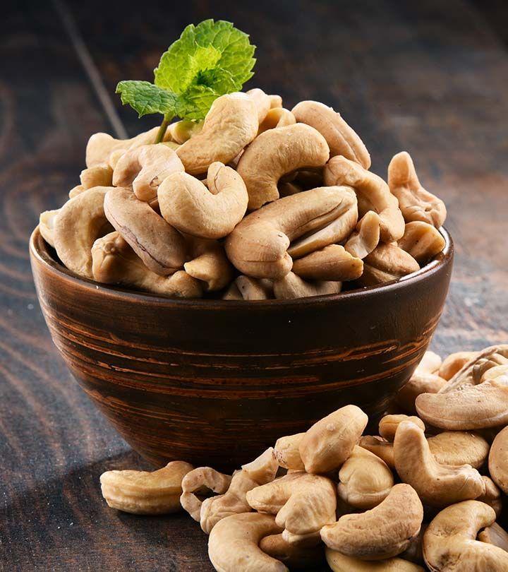 Cashew Nuts Benefits and Side Effects in Hindi
