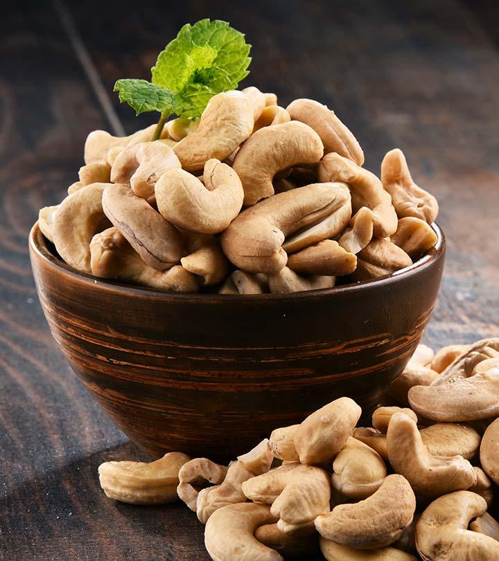 काजू खाने के 15 फायदे, उपयोग और नुकसान – Cashew Nuts Benefits and Side Effects in Hindi