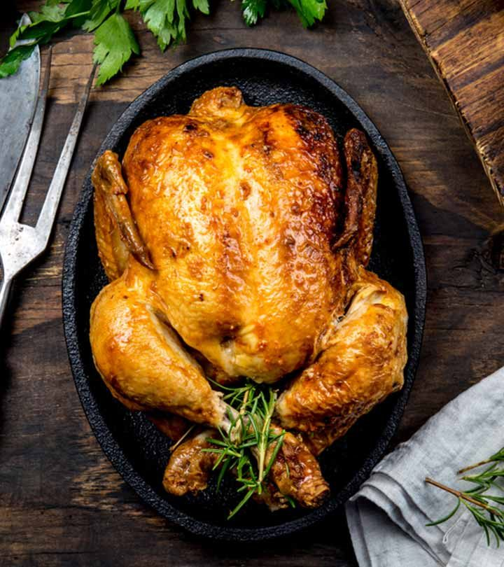 Chicken Benefits and Side Effects in Hindi