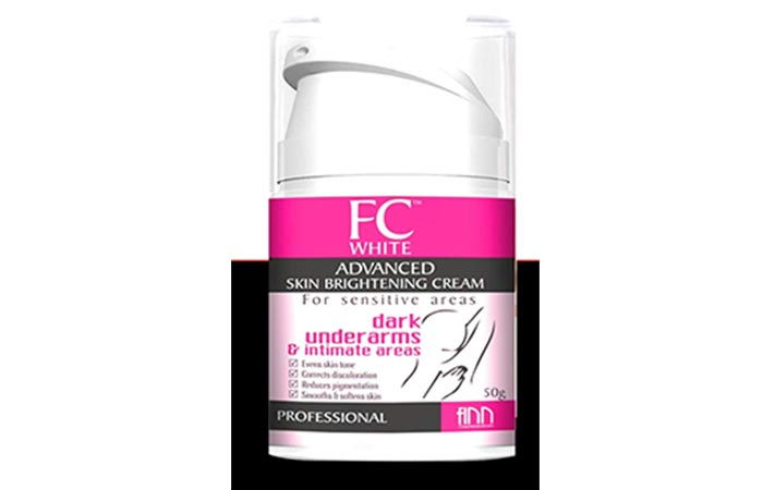 FC White Advanced Skin Brightening Cream