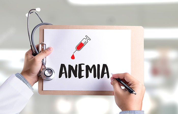 Fight anemia