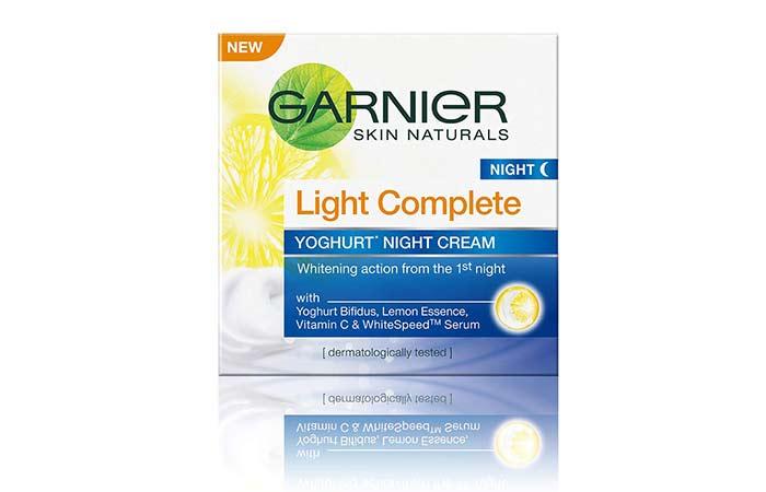 Garnier Light Complete Yogurt Cream