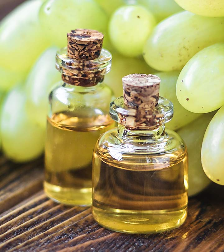 Grape Seed Oil Benefits and Side Effects