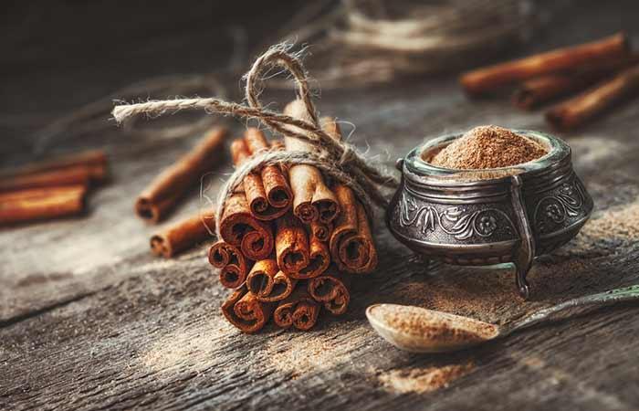 Green Coffee with Cinnamon