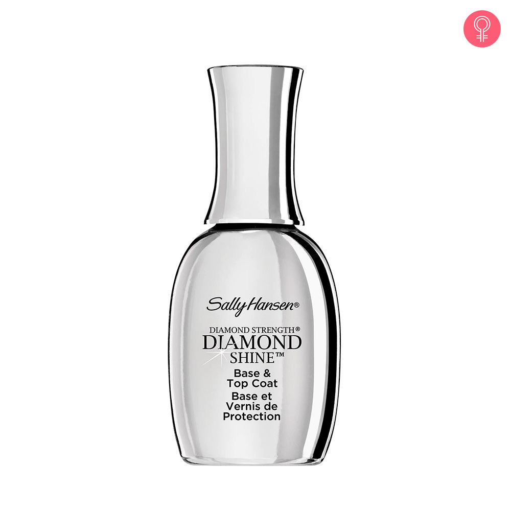 Sally Hansen Diamond Shine Base And Top Coat