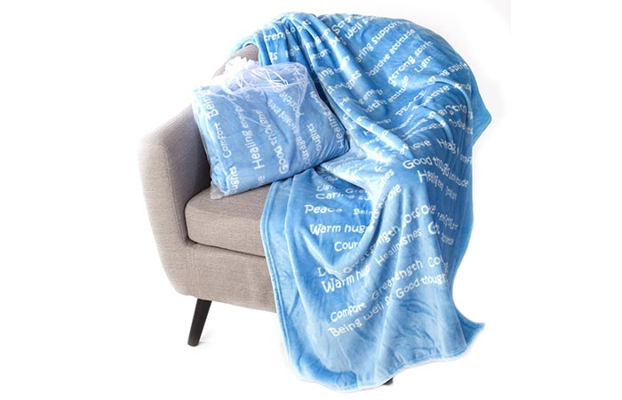 Healing Thought Blanket
