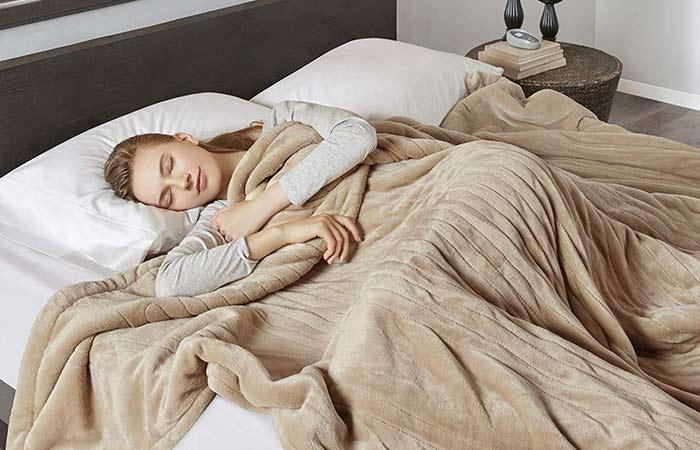Over Blanket
