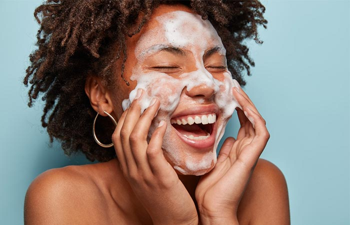 How often should you wash your face