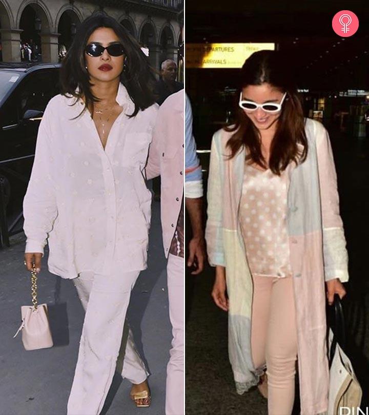 From Alia Bhatt To Priyanka Chopra: How To Wear Sleepwear In Style