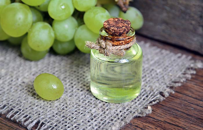 How to Use Grape Seed Oil in Hindi