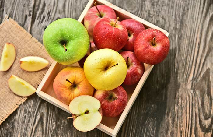 How to choose apples and keep them safe for a long time