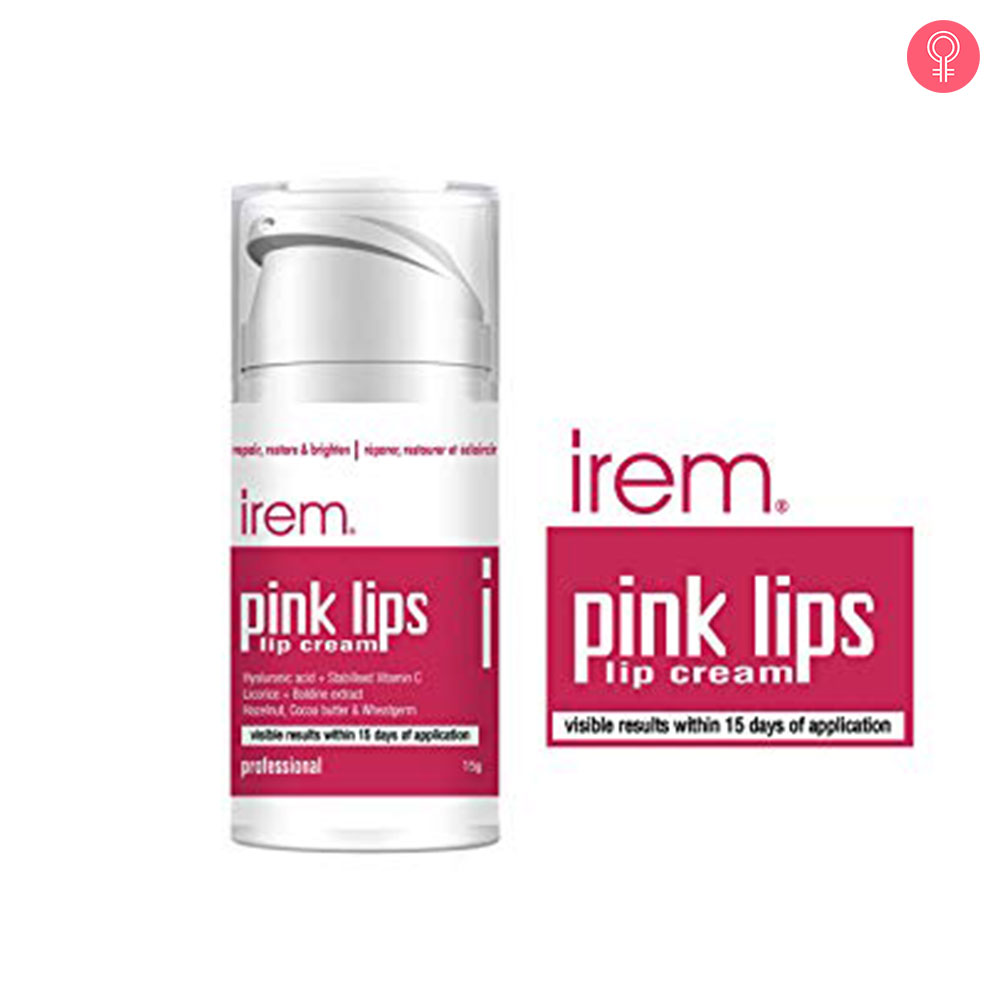 Irem Pink Lips Lip Cream