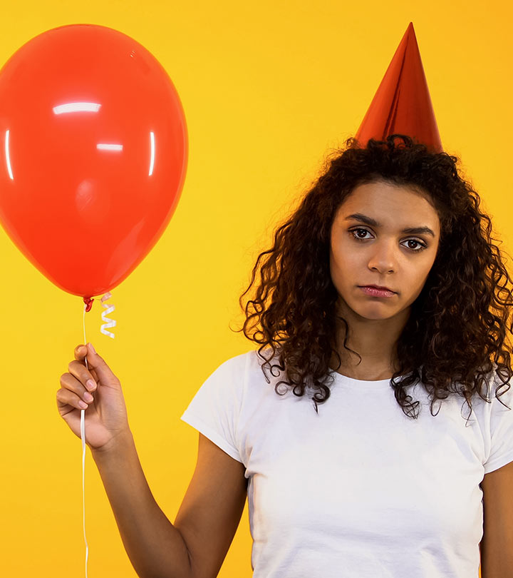 Birthdays: Is It Just Me Or Are Birthdays Generally Depressing? Me