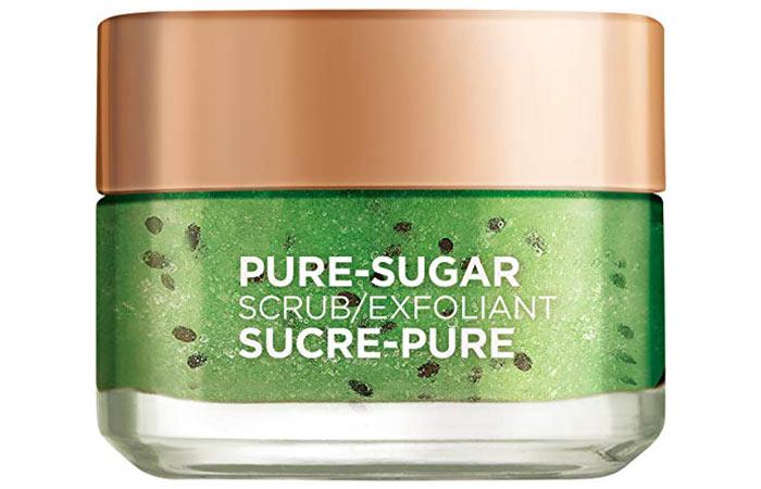 L'Oreal Paris Pure Sugar ScrubExfoliant