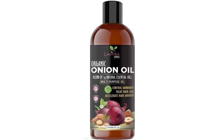 Luxura Science Organic Onion Onion Hair Onion