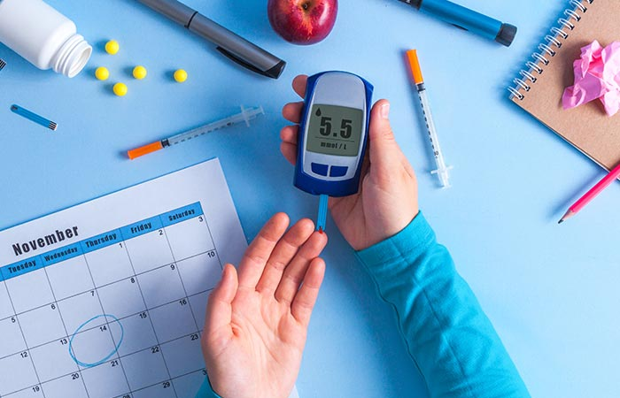 May Aid Diabetes Treatment