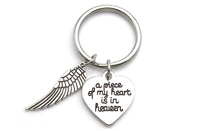 Memorial Key Holder