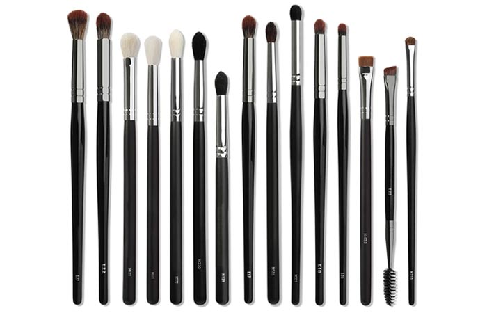 Morphe Babe Faves Eye Brush Set