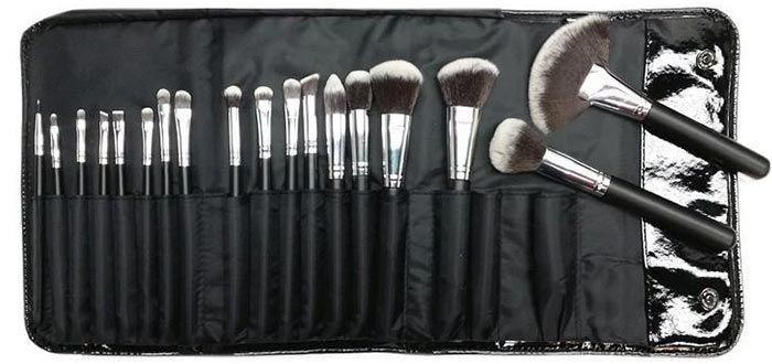 Morphe Set 686 18-Piece Vegan Brush Set