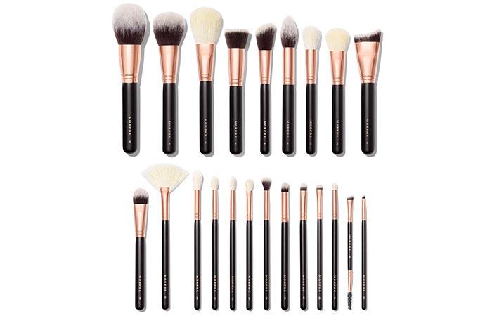 Morphe Stroke Of Luxe Brush Set