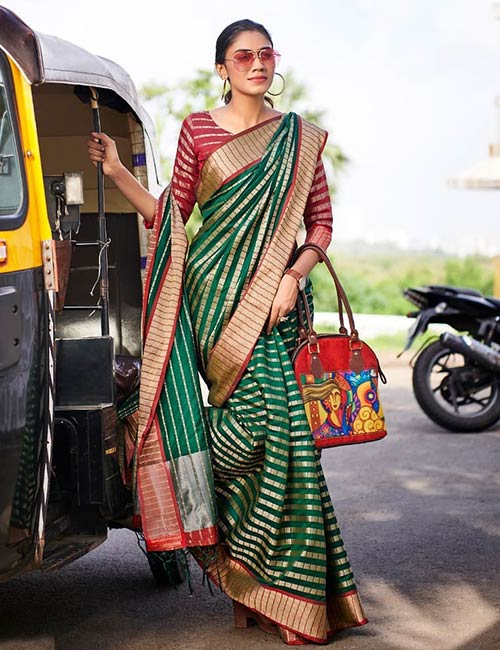 Mysore Silk- Karnataka