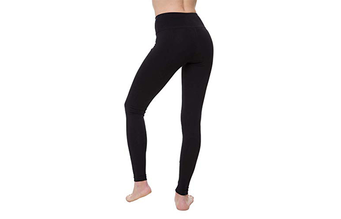 NIRLON Straight Leg Yoga Pants